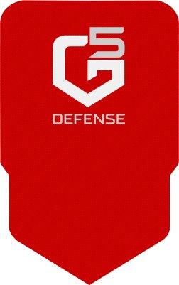 5G Defense Logo Crest - Home