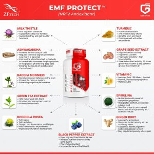 EMF Protect™ | Powerful Antioxidant Protection Supplements